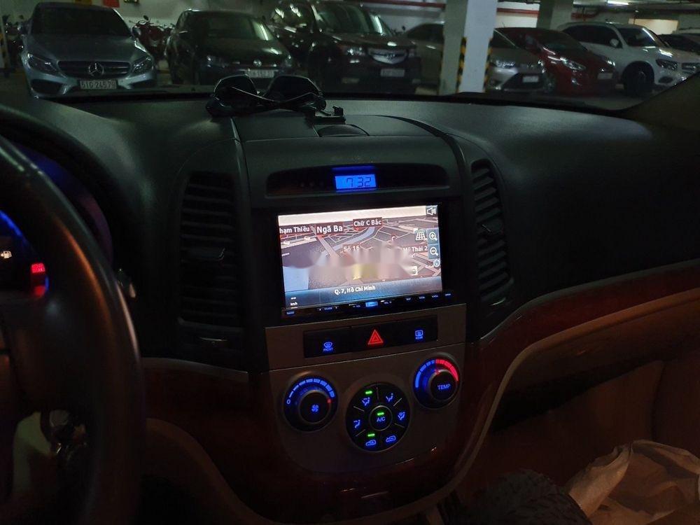 Cần bán Hyundai Santa Fe sản xuất năm 2008, màu đen, nhập khẩu nguyên chiếc (4)