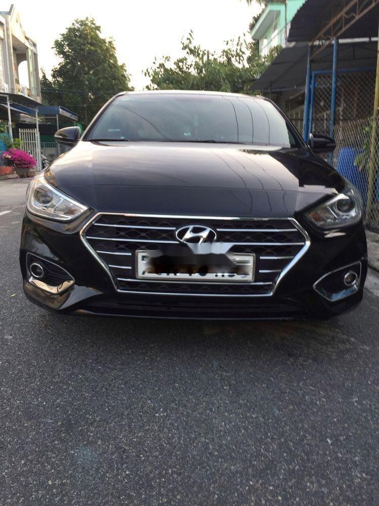 Bán xe cũ Hyundai Accent sản xuất năm 2018, xe gia đình (1)