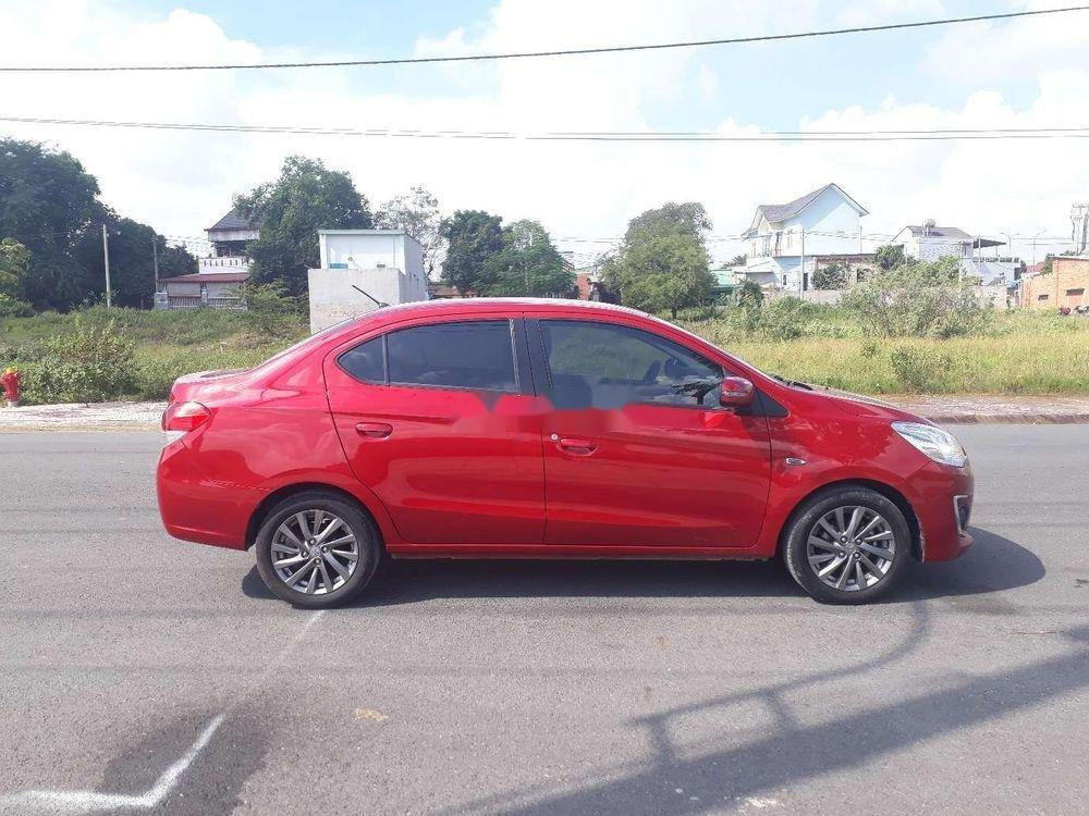 Bán xe Mitsubishi Attrage năm sản xuất 2016, màu đỏ, nhập khẩu  (1)