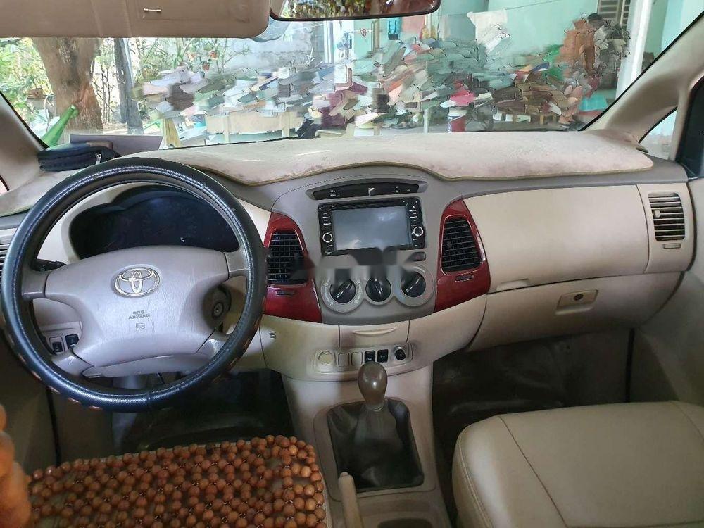Bán xe cũ Toyota Innova sản xuất 2006, màu đen, 299tr (4)