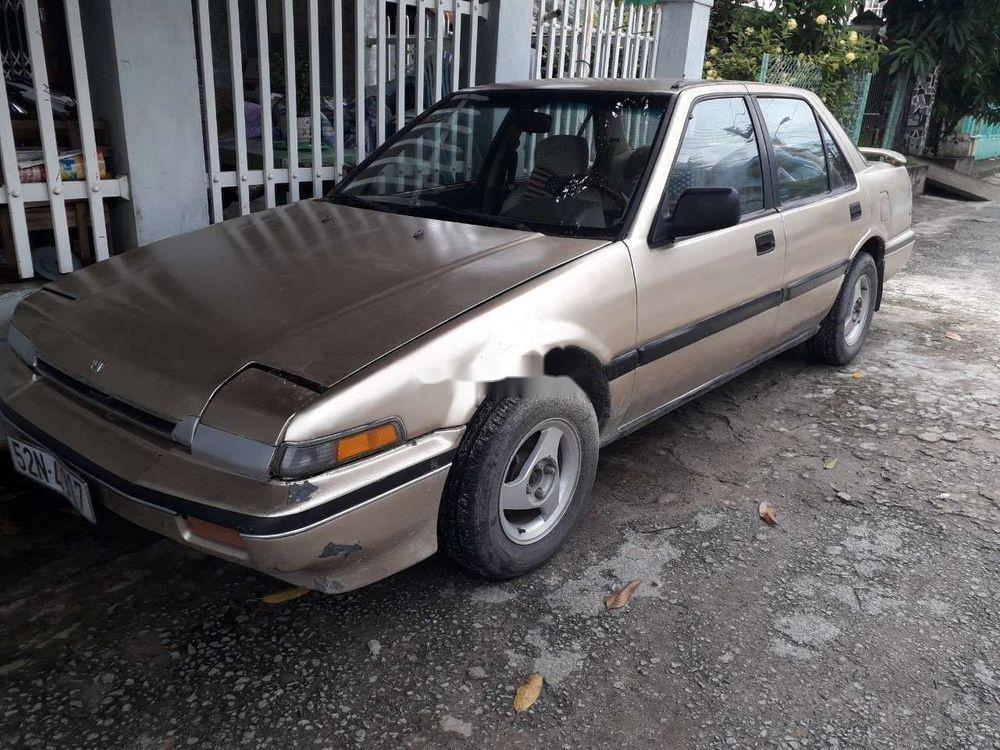 Bán Honda Accord sản xuất 1987 chính chủ xe nguyên bản (2)