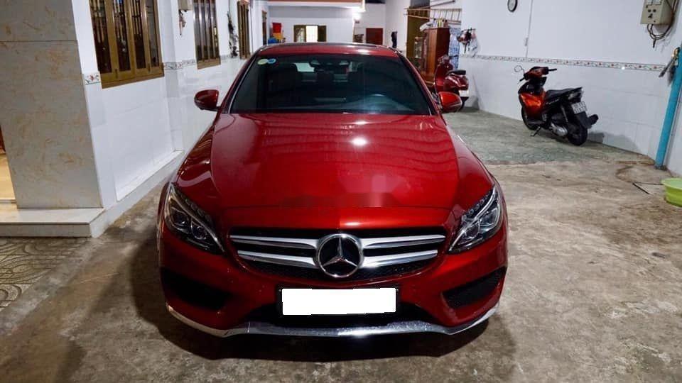 Bán Mercedes sản xuất 2018, màu đỏ còn mới, xe nguyên bản (5)