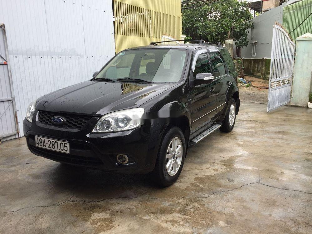 Cần bán Ford Escape 2010, màu đen xe gia đình, xe nguyên bản (4)