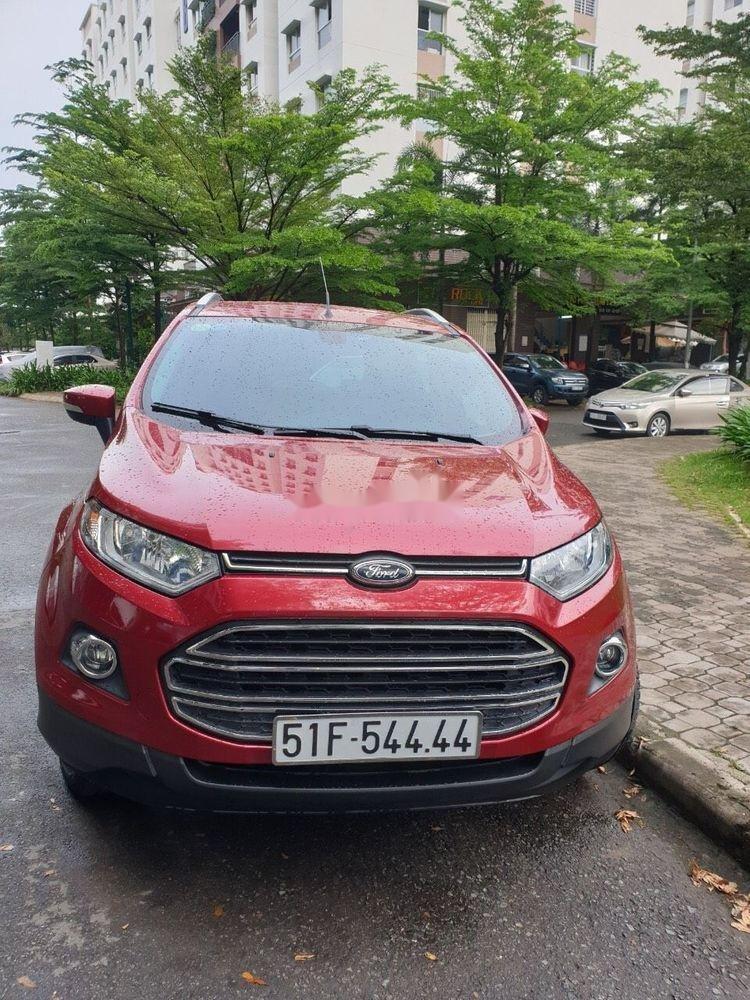 Bán Ford EcoSport năm 2015 chính chủ, xe nguyên bản (2)