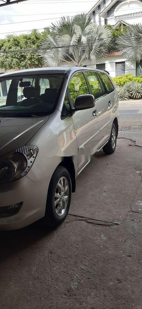 Bán xe Toyota Innova 2007, màu bạc xe gia đình, giá 345tr, xe nguyên bản (3)