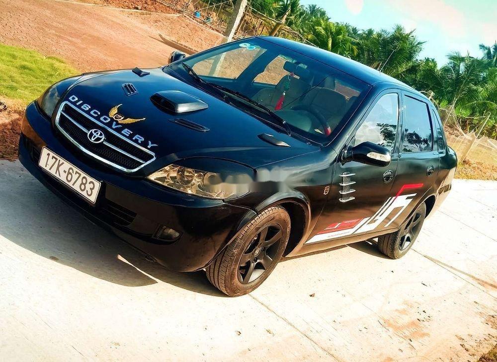 Cần bán Lifan 520 đời 2008, màu đen xe nguyên bản (3)