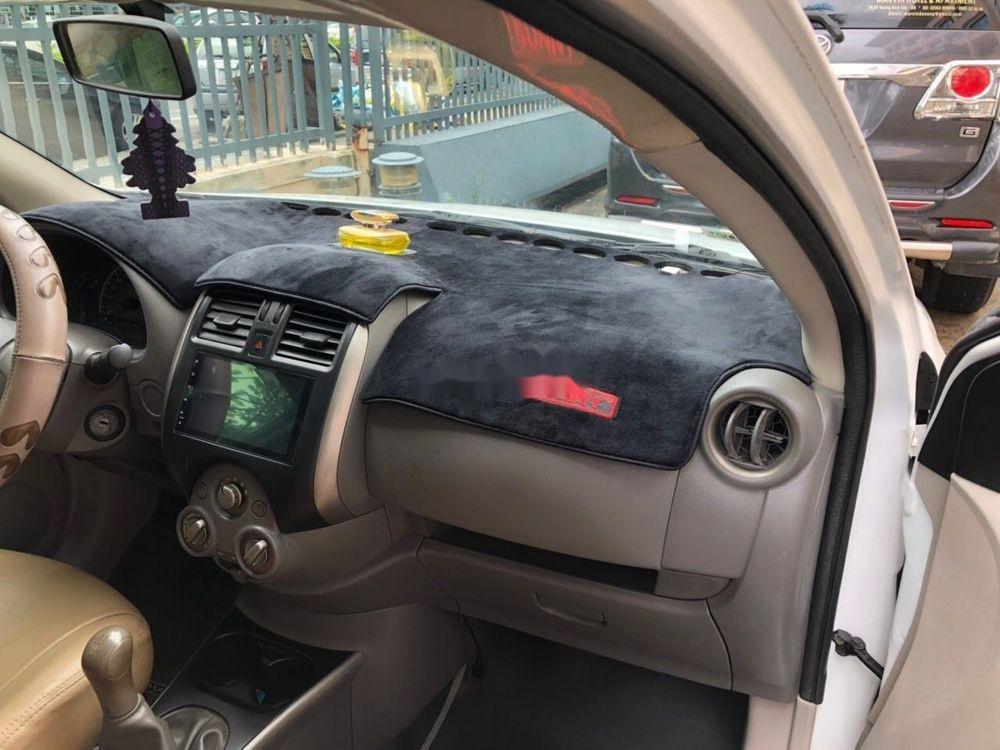 Bán xe Nissan Sunny đời 2014, màu trắng, số sàn, giá cạnh tranh (4)
