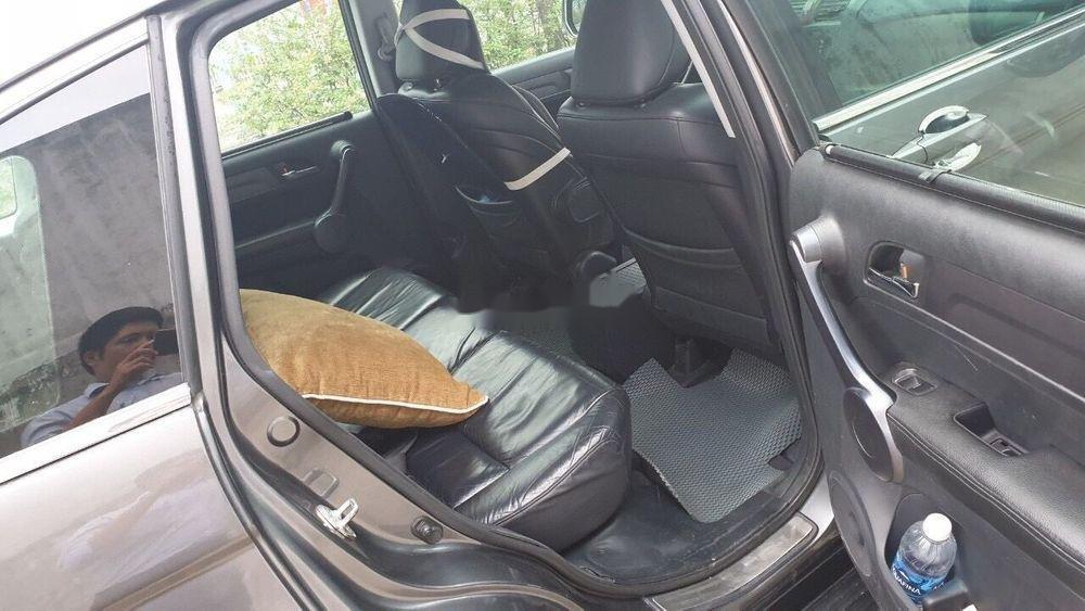 Cần bán gấp Honda CR V 2010, màu xám, xe gia đình   (5)
