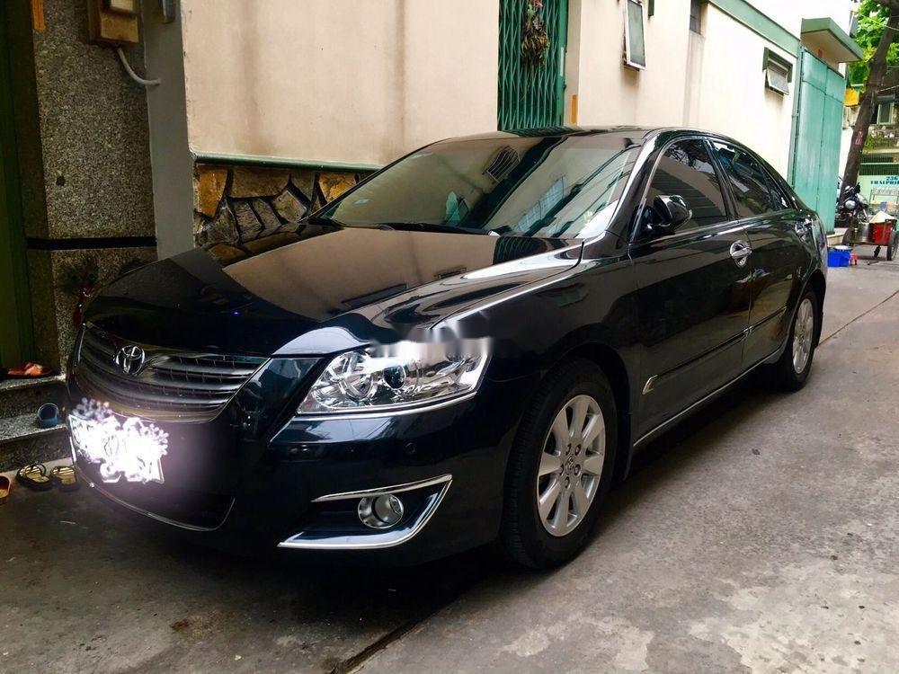 Bán ô tô Toyota Camry năm sản xuất 2008, giá 490tr, xe nguyên bản (3)