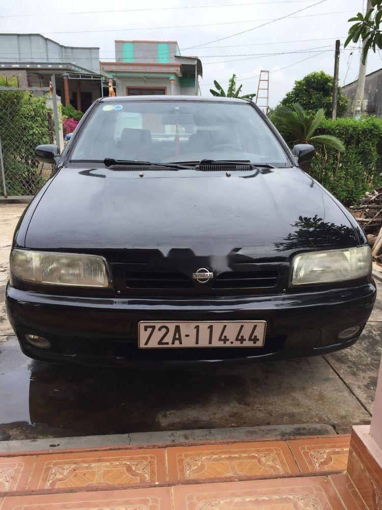 Cần bán Nissan Primera 1992, màu đen, nhập khẩu nguyên chiếc  (6)