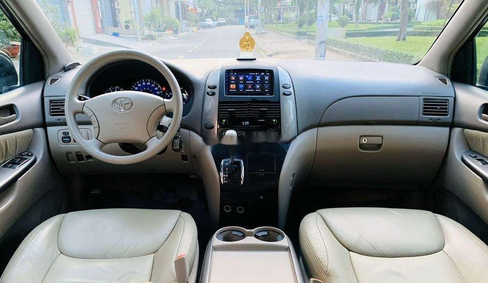 Cần bán lại xe Toyota Sienna 3.5LE 2008, màu đen, nhập khẩu nguyên chiếc chính chủ (5)