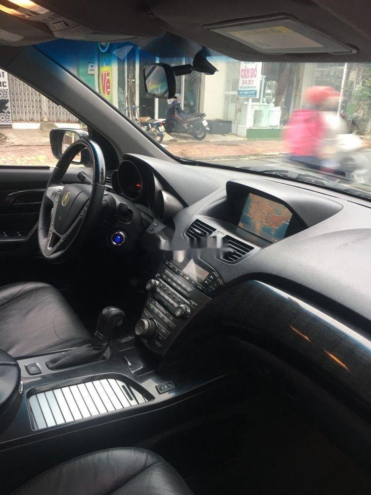 Bán xe Acura MDX năm sản xuất 2007, màu đen, xe nhập chính hãng (10)