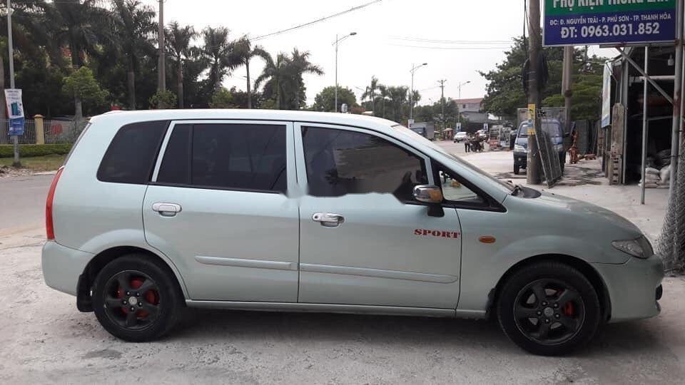 Bán Mazda Premacy năm sản xuất 2003, 175tr xe nguyên bản (1)