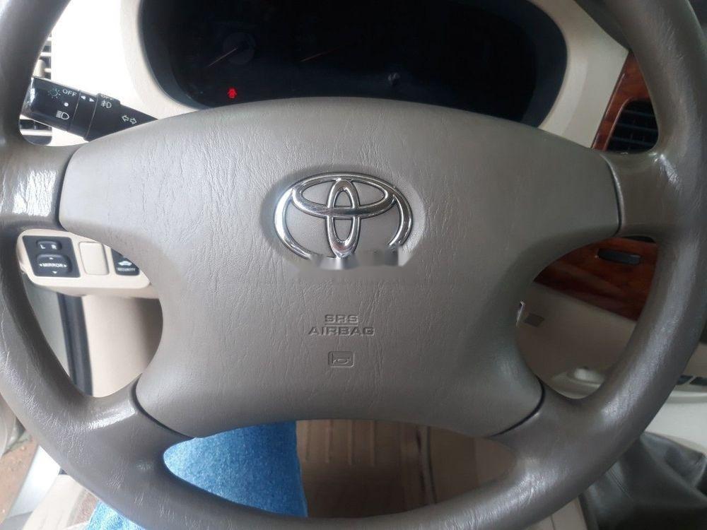 Bán xe Toyota Innova 2007, màu bạc xe gia đình, giá 345tr, xe nguyên bản (6)
