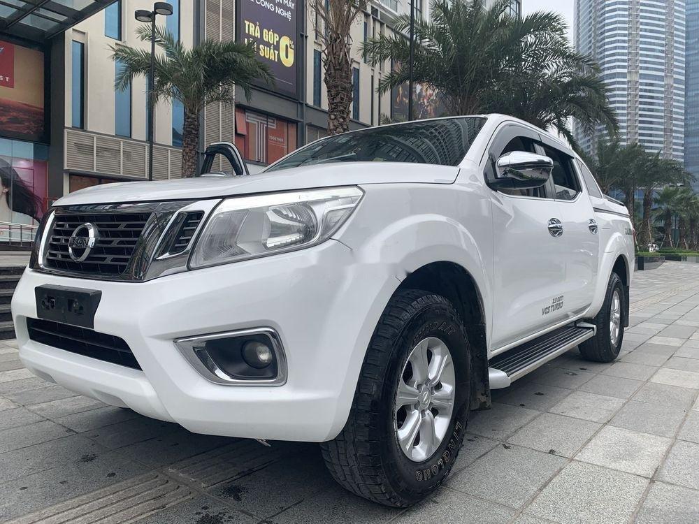 Bán Nissan Navara sản xuất 2016, màu trắng, nhập khẩu nguyên chiếc chính hãng (9)