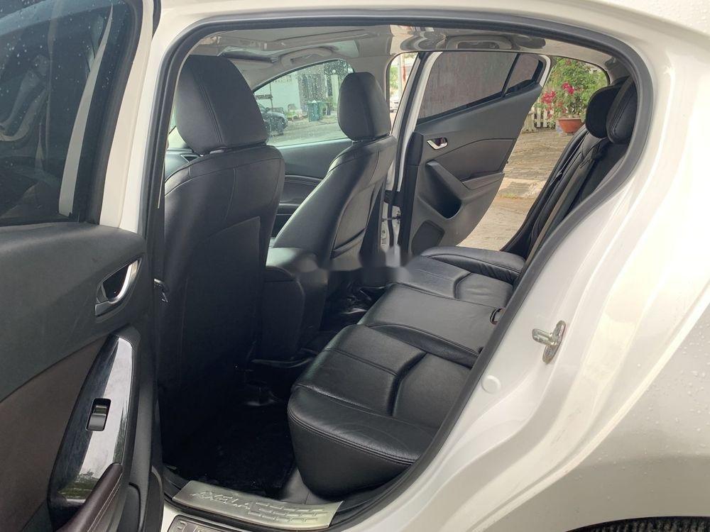 Bán ô tô Mazda 3 đời 2017, màu trắng, bao test đâm đụng thuỷ kích (7)