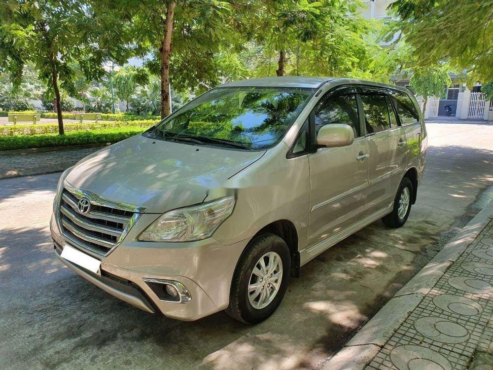 Bán Toyota Innova đời 2013, xe nguyên bản (3)