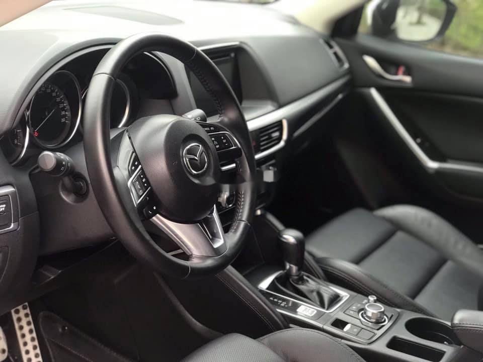 Cần bán lại xe Mazda CX 5 sản xuất 2016, màu trắng còn mới, bản 2.5 full (4)