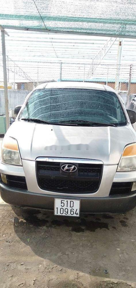 Cần bán lại xe Hyundai Grand Starex đời 2005, màu bạc, nhập khẩu, giá tốt (1)