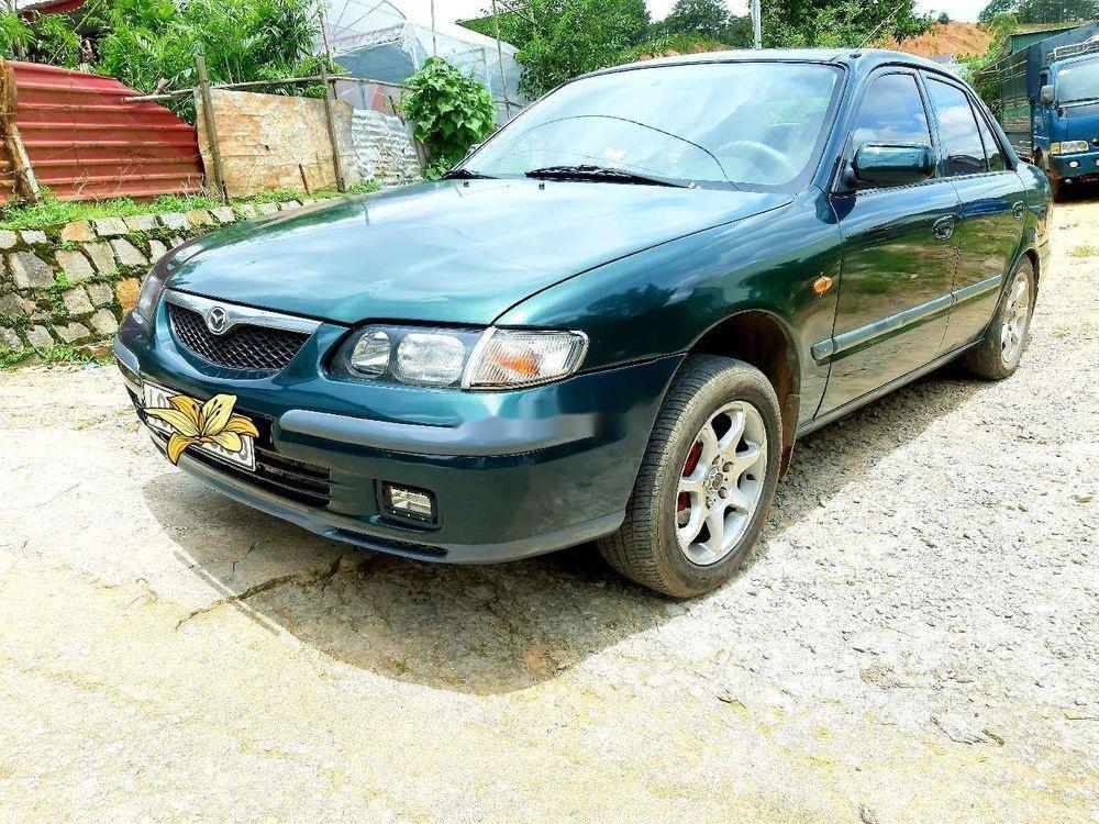Bán xe Mazda 626 đời 1999, xe nhập chính hãng (2)