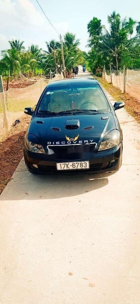 Cần bán Lifan 520 đời 2008, màu đen xe nguyên bản (1)