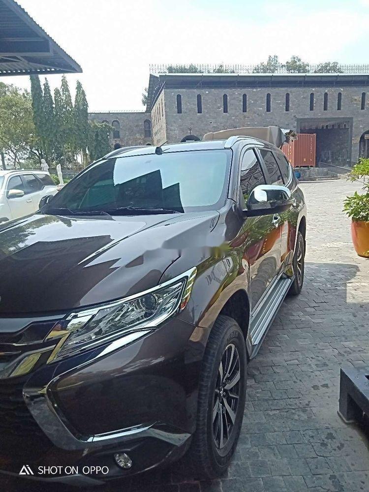 Bán xe Mitsubishi Pajero năm 2019, nhập khẩu nguyên chiếc chính hãng (3)