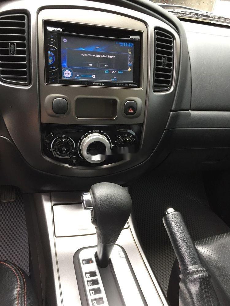 Cần bán Ford Escape 2010, màu đen xe gia đình, xe nguyên bản (8)