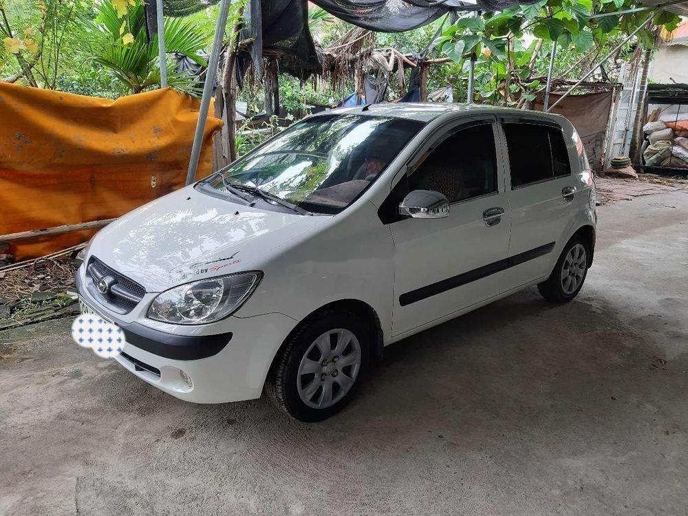 Cần bán Hyundai Getz sản xuất 2010, nhập khẩu nguyên chiếc (1)