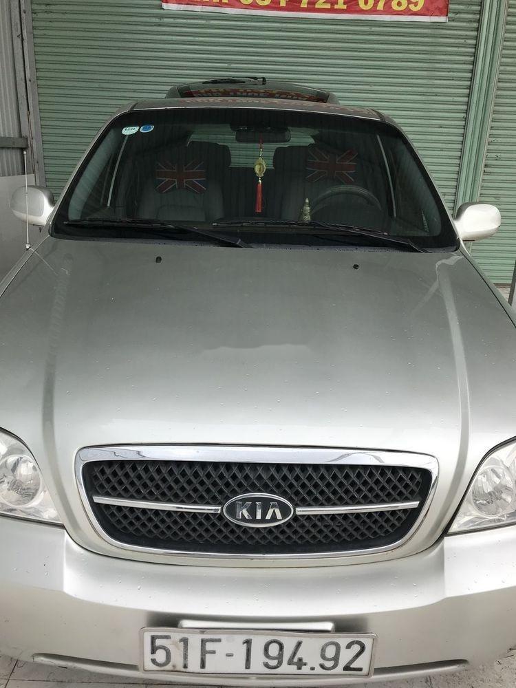 Bán ô tô Kia Carnival đời 2009, xe đẹp, số tự động (1)