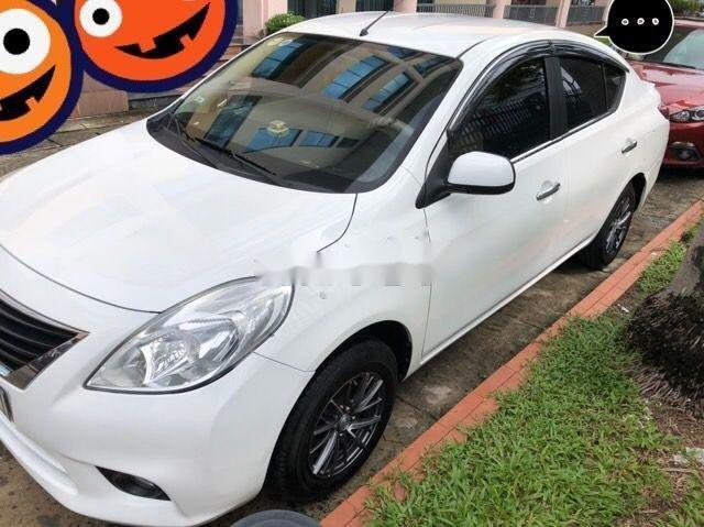 Bán xe Nissan Sunny đời 2014, màu trắng, số sàn, giá cạnh tranh (2)