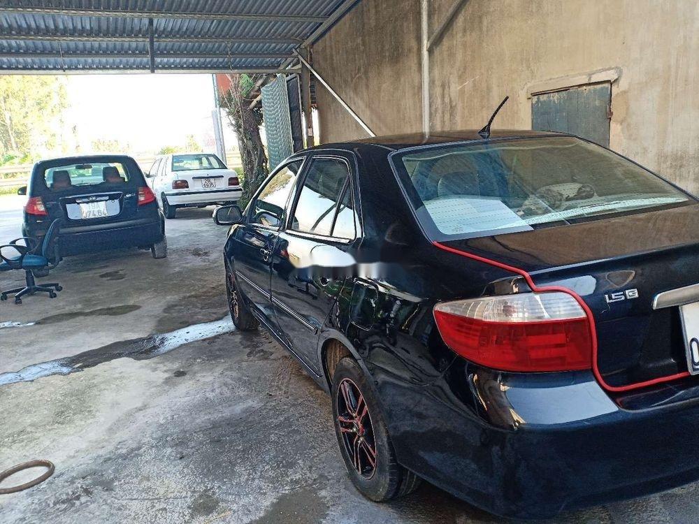 Cần bán gấp Toyota Vios năm 2005, màu đen, chính chủ (3)