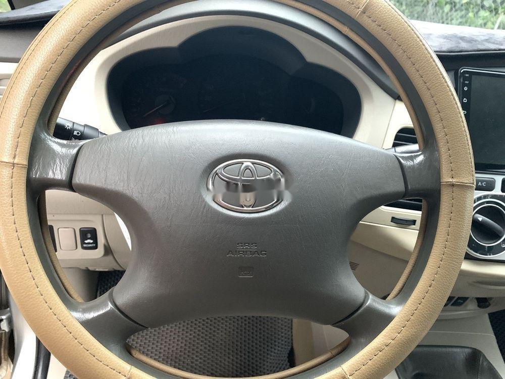 Bán Toyota Innova năm 2011, màu bạc số sàn, 435tr, xe nguyên bản (4)