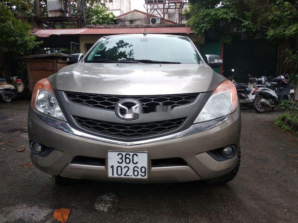 Bán xe Mazda BT 50 đời 2015, nhập khẩu, số tự động (1)