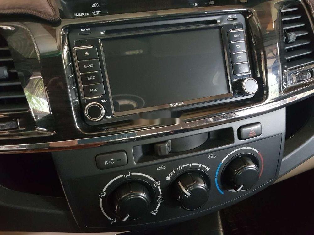 Cần bán lại xe Toyota Fortuner đời 2016 chính chủ, xe nguyên bản (6)