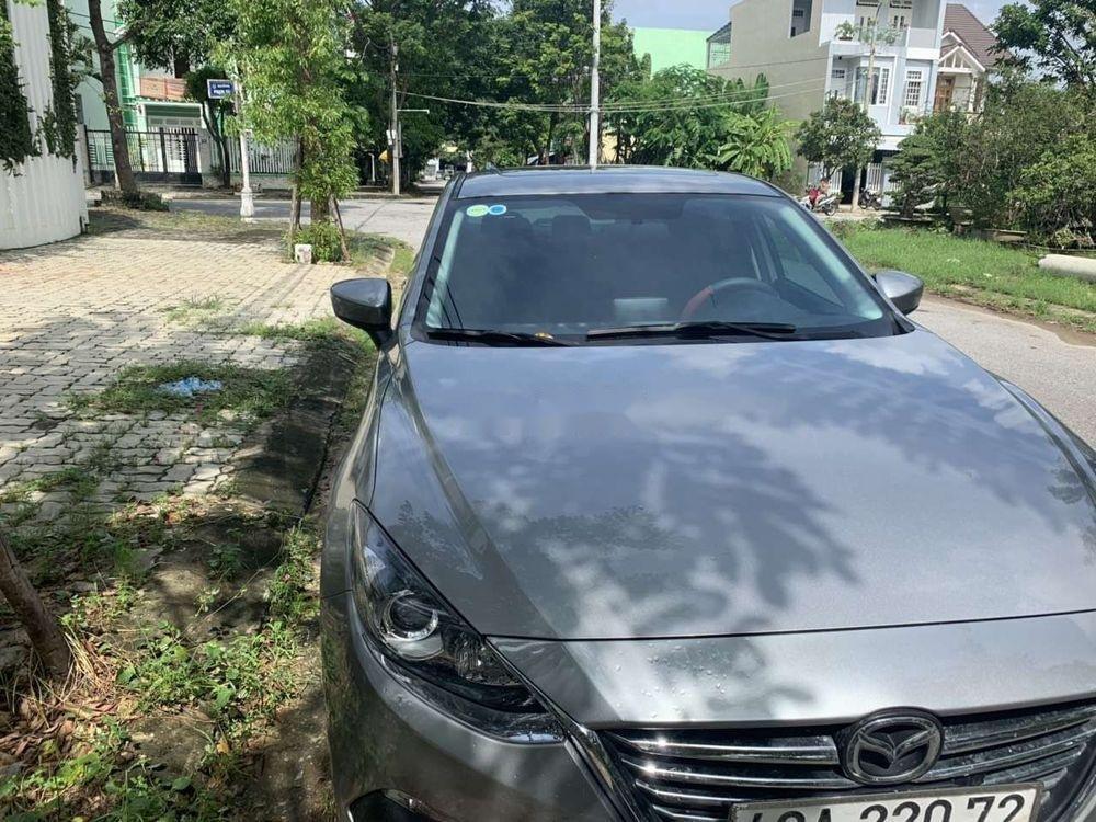 Cần bán Mazda 3 năm sản xuất 2016, màu bạc, nhập khẩu, số tự động  (1)