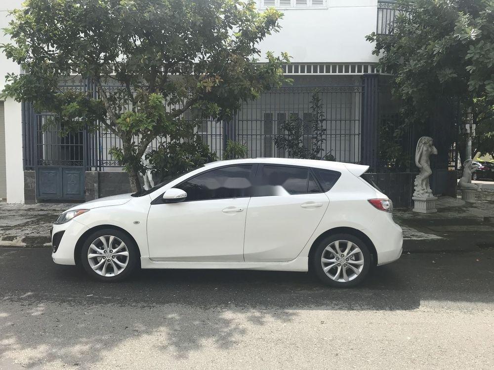 Bán Mazda 3 sản xuất năm 2011, màu trắng, nhập khẩu  (2)