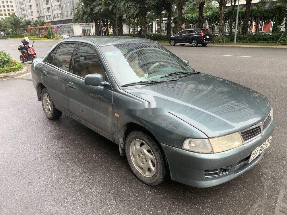 Bán Mitsubishi Lancer 2001, màu xám, chính chủ, 128 triệu (1)