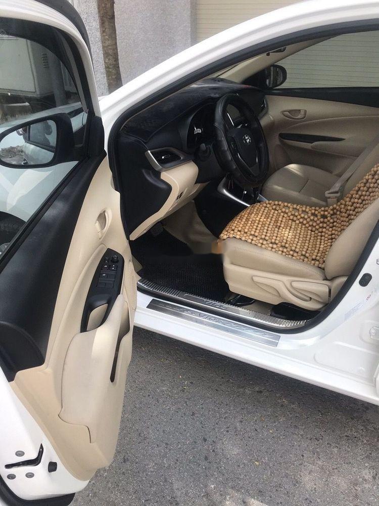 Cần bán xe Toyota Vios đời 2019, màu trắng (5)