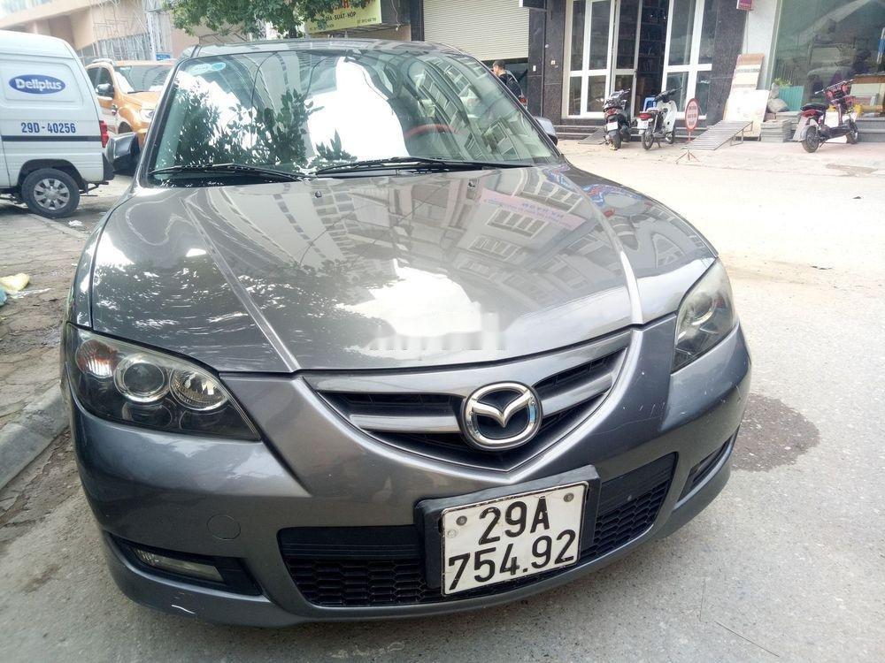 Cần bán Mazda 3 đời 2009, nhập khẩu chính hãng, giá bán 305tr (1)