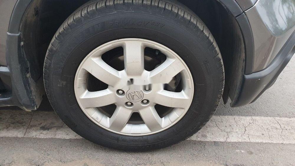 Cần bán gấp Honda CR V 2010, màu xám, xe gia đình   (3)
