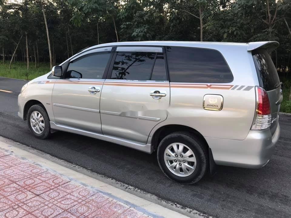 Bán ô tô Toyota Innova sản xuất năm 2010, 392 triệu, xe nguyên bản (1)