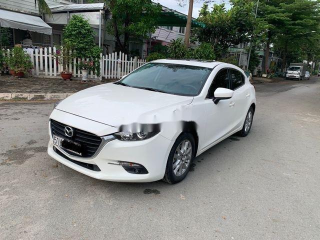 Bán ô tô Mazda 3 đời 2017, màu trắng, bao test đâm đụng thuỷ kích (2)