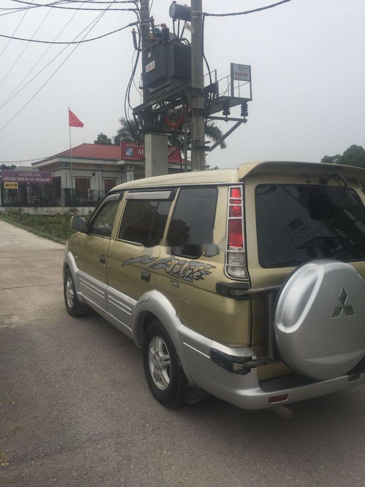 Bán ô tô Mitsubishi Jolie sản xuất 2004, tên tư nhân, biển Hà Nội (3)