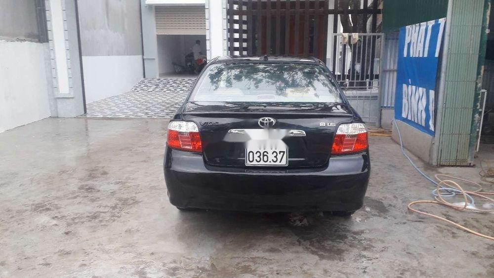 Bán Toyota Vios đời 2007, giá cạnh tranh (8)