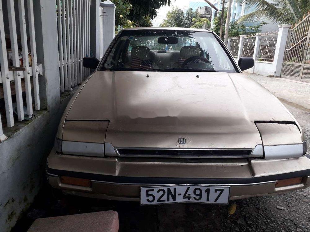 Bán Honda Accord sản xuất 1987 chính chủ xe nguyên bản (5)