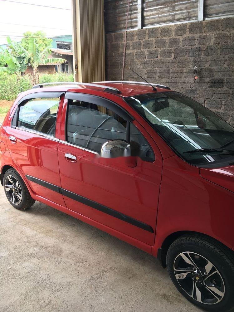 Bán Chevrolet Spark 2011, màu đỏ, nhập khẩu nguyên chiếc, xe gia đình (4)