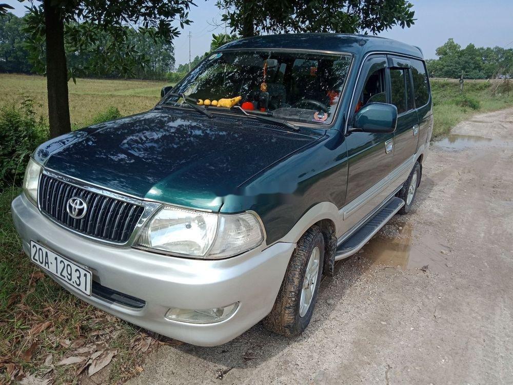 Bán Toyota Zace năm sản xuất 2004, nhập khẩu nguyên chiếc, giá tốt (1)