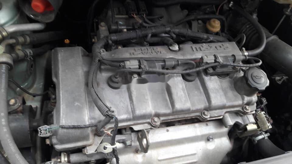 Bán Mazda Premacy năm sản xuất 2003, 175tr xe nguyên bản (5)