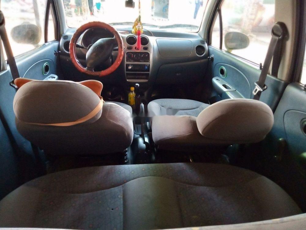 Bán Daewoo Matiz đời 2005, màu xanh lục, nhập khẩu, giá 73tr (3)