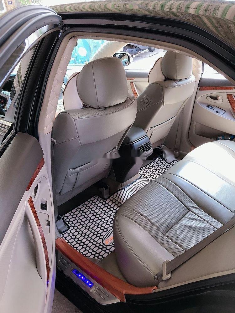 Bán ô tô Toyota Camry năm sản xuất 2008, giá 490tr, xe nguyên bản (5)